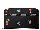 LeSportsac Lily (Happy Hour) Checkbook Wallet