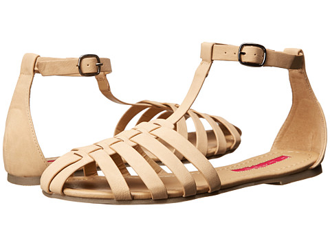 C Label - Leaf-20 (Natural) Women's Sandals