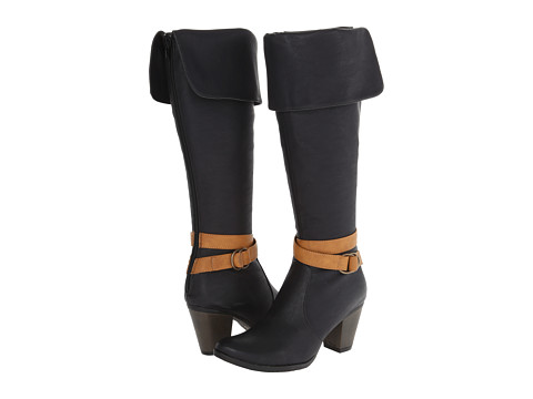 C Label - Sandra-12A (Black) Women's Boots