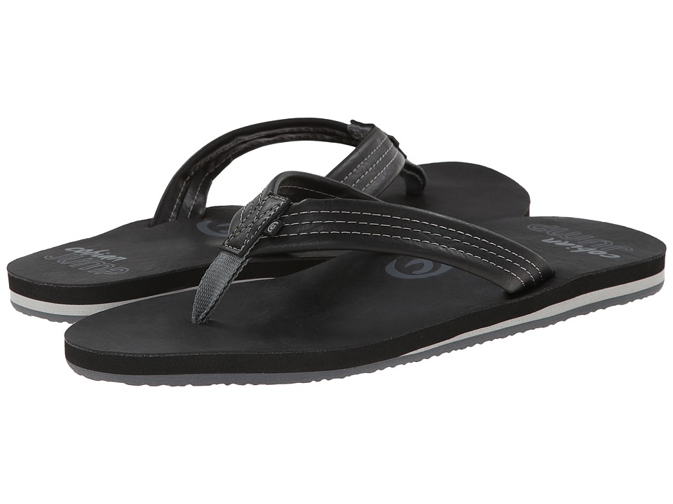 Cobian - Las Olas (Black) Men's Sandals
