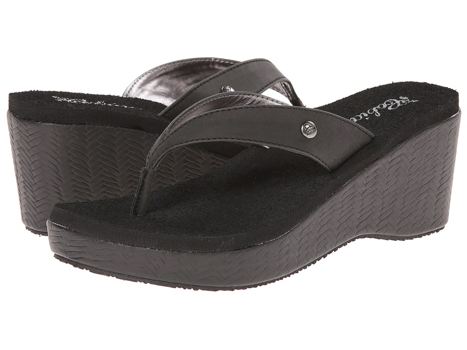 Cobian - Malia (Black) Women's Sandals