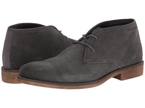 Calvin Klein Jeans Orrick (Dark Grey) Men's Lace-up Boots