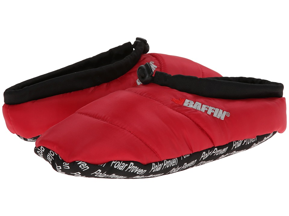 Baffin - Cush (Red) Slippers