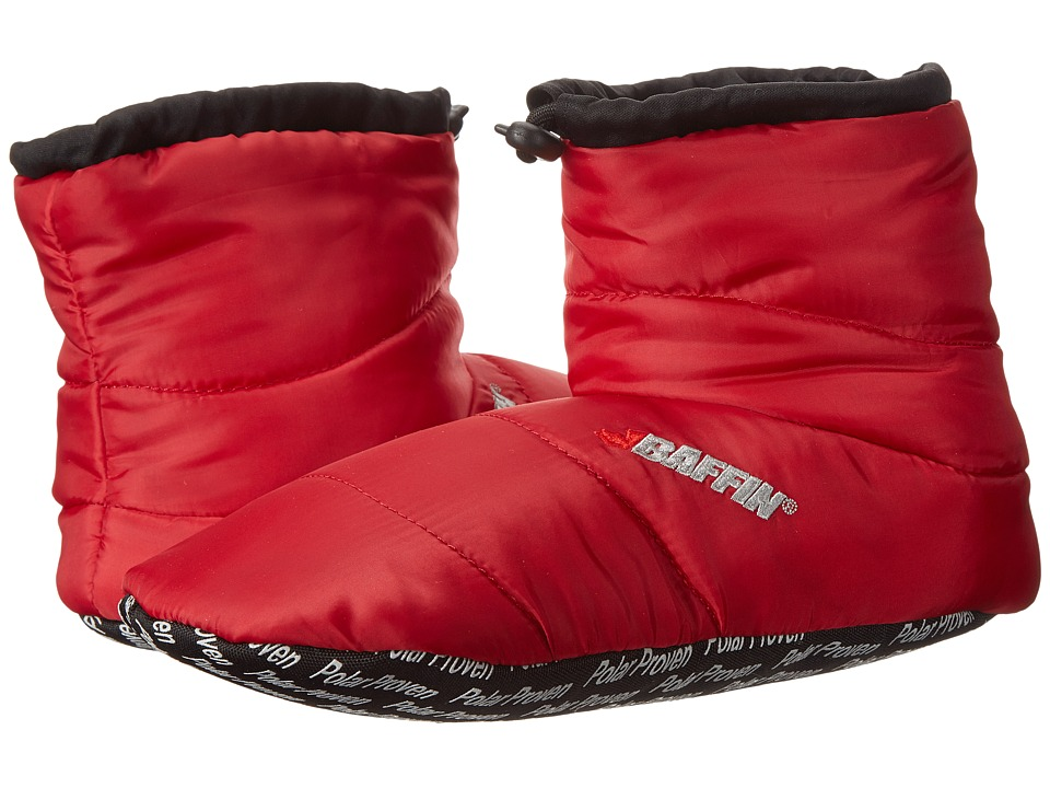 Baffin - Cush Booty (Red) Slippers