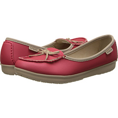 Wrap Color Light Ballet Flat (Pepper/Tumbleweed)