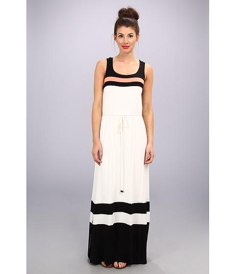 Jessica Simpson - Sleeveless Maxi Dress w/ Back Cut Out (Pristine) Women's Dress