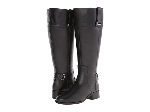 Fitzwell - Magical Wide Calf (Black Calf) Women