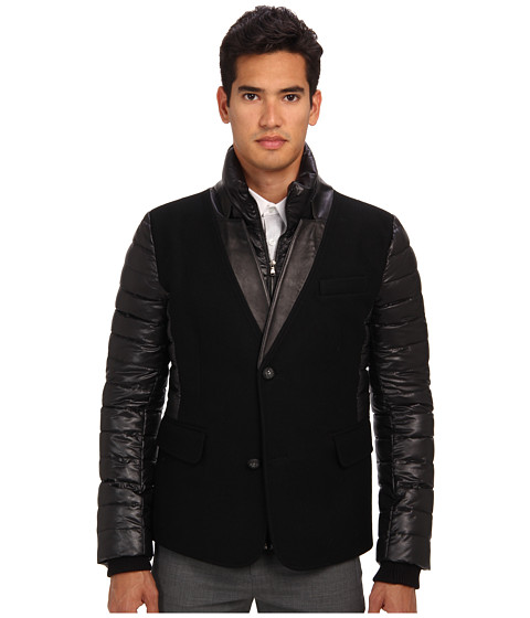 Pierre Balmain - Down Blazer (Black) Men
