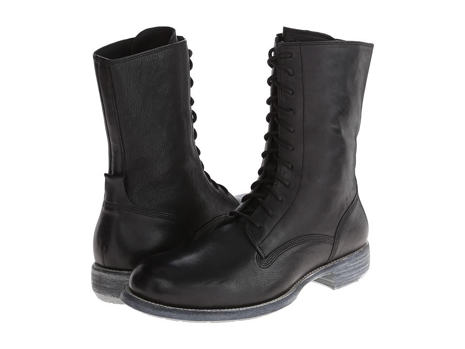 Pierre Balmain - Vintage Military Boot (Black) Men