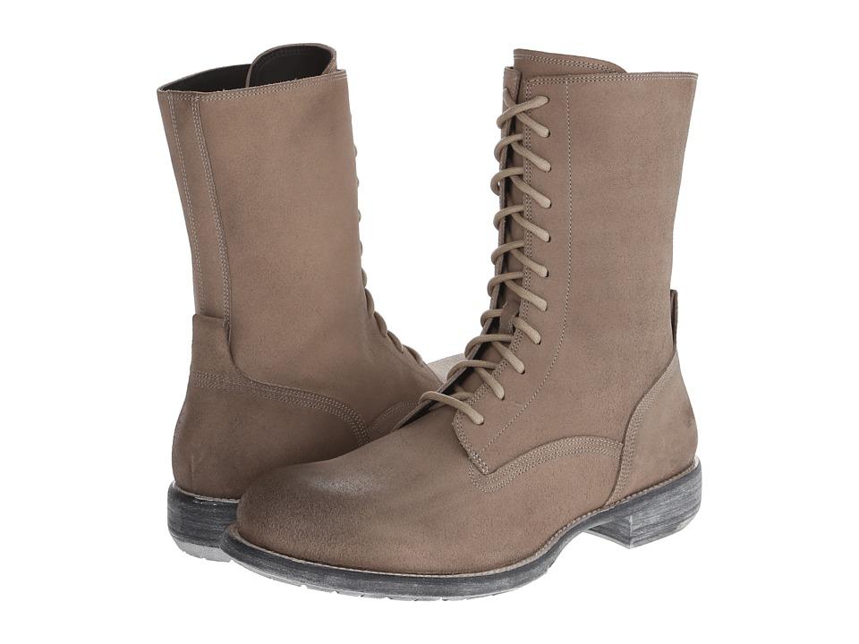 Pierre Balmain - Vintage Military Boot (Camel) Men's Boots plus size,  plus size fashion plus size appare