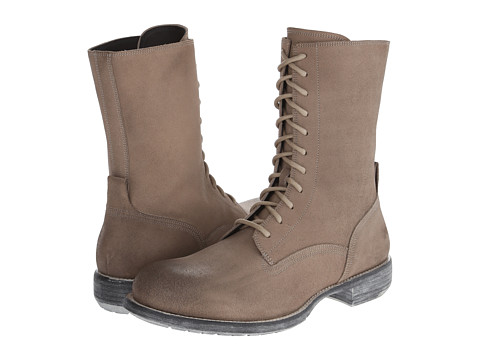 Pierre Balmain - Vintage Military Boot (Camel) Men's Boots