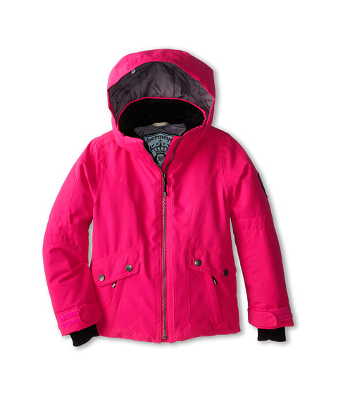 Obermeyer Kids - Blake Jacket (Little Kids/Big Kids) (Knockout Pink) Girl