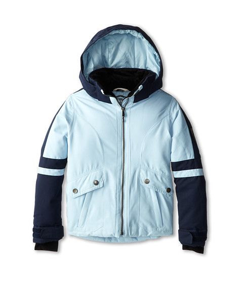 Obermeyer Kids - Blake Jacket (Little Kids/Big Kids) (Robins Egg) Girl