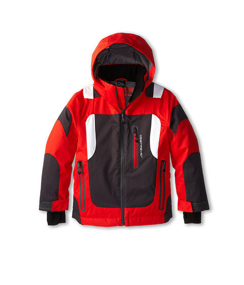 Obermeyer Kids - Icon Jacket (Little Kids/Big Kids) (Lava) Boy's Coat