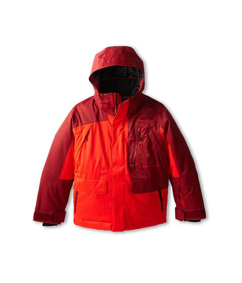 Obermeyer Kids - Cast Jacket (Big Kids) (Lava) Boy's Coat