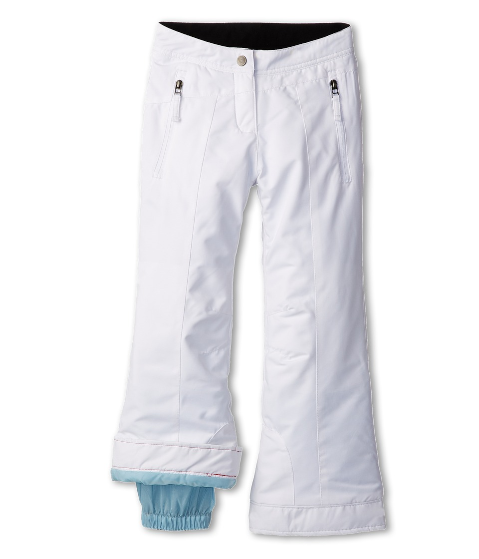 Obermeyer Kids - Edie Pant (Toddler/Little Kids/Big Kids) (White) Girl