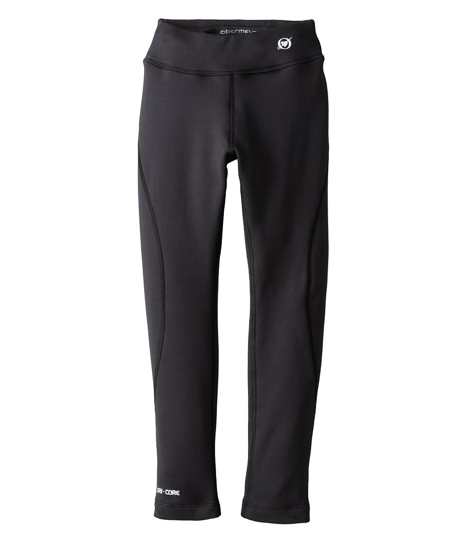 Obermeyer Kids - Stellar 150 DC Tight (Little Kids/Big Kids) (Black) Girl's Casual Pants