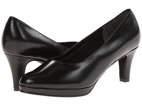Fitzwell - Pepe (Black Kid) High Heels