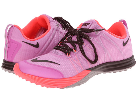 Nike - Lunar Cross Element (Light Magenta/Light Violet Ore/Hyper Punch/Deep Burgundy) Women