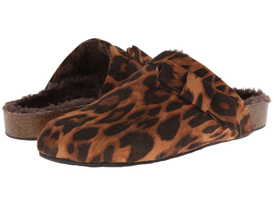 Pink & Pepper - Queenie (Leopard) Women's Slip on Shoes