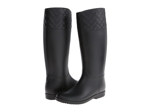 Dirty Laundry - Thumbs Up (Black) Women's Rain Boots