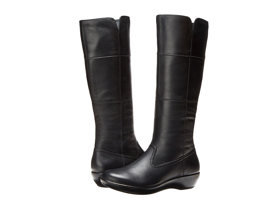 Dansko - Darla (Black Nappa Leather) Women's Boots