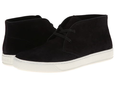 Vince - Abe (Black Sport Suede) Men