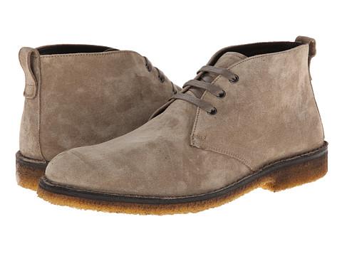 Vince - Lawrence (Flint Sport Suede) Men's Shoes