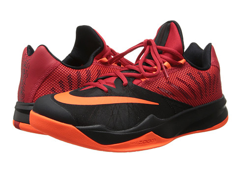 Nike - Zoom Run the One (University Red/Black/Hyper Crimson) Men's Basketball Shoes