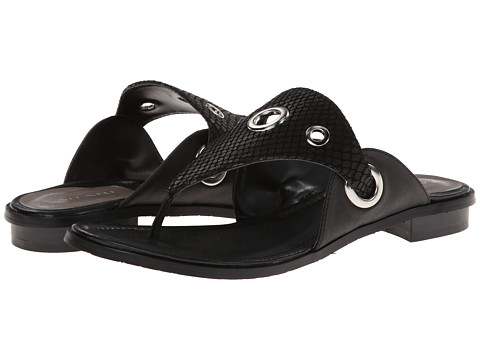 Tahari - Aloha (Black) Women's Sandals