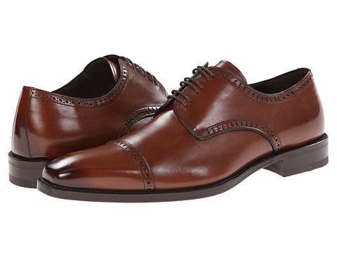 Mezlan - Byron (Cognac) Men's Shoes