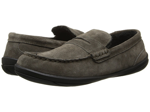 Hush Puppies Slippers - Cottonwood (Gray) Men's Slippers