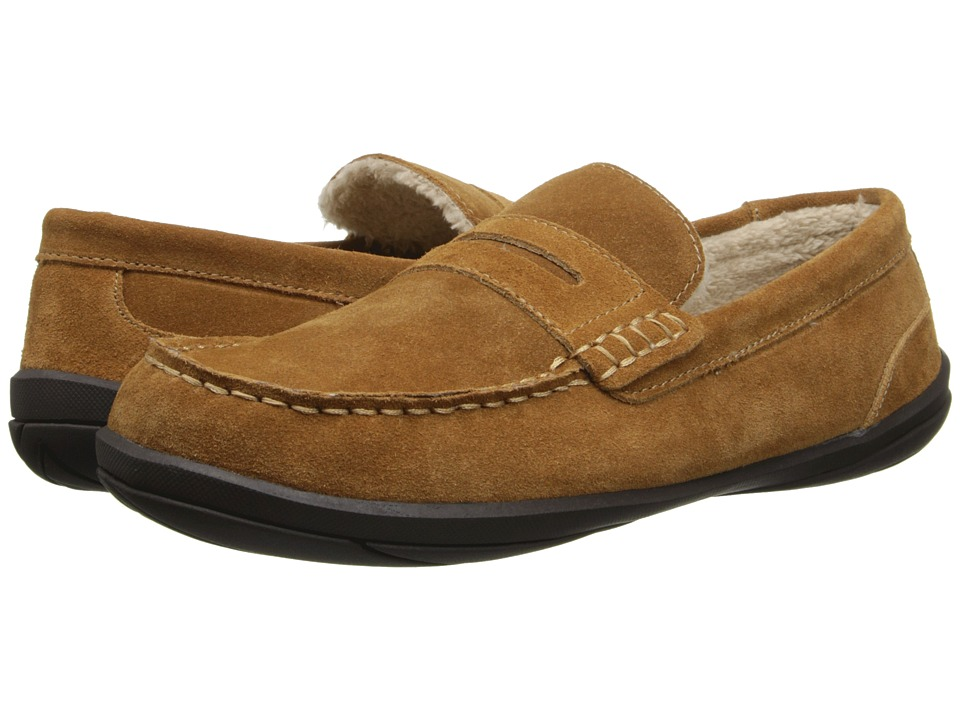 Hush Puppies Slippers - Cottonwood (Natural) Men's Slippers