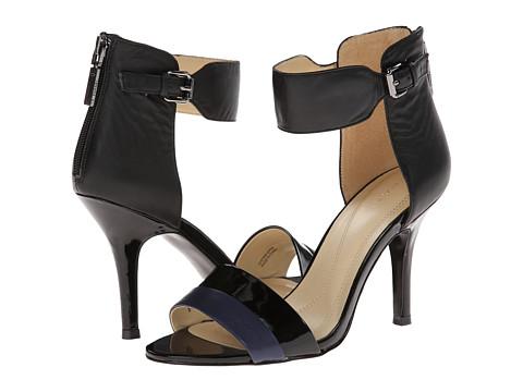 Tahari - Laura (Black/Blue) High Heels