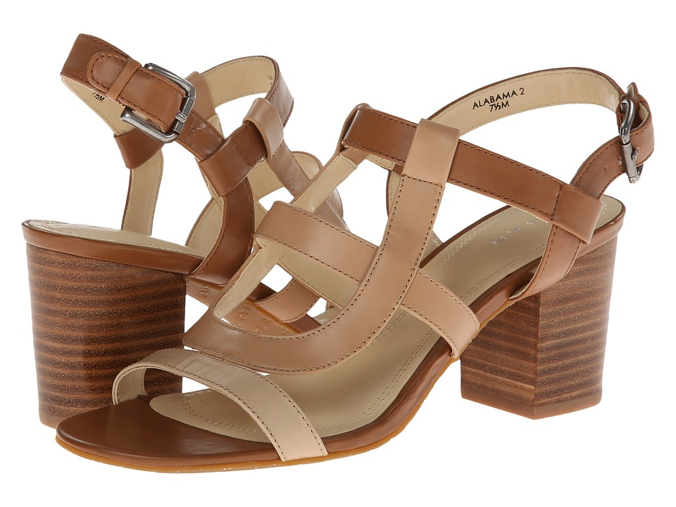 Tahari - Alabama (Desert Sand Combo) High Heels