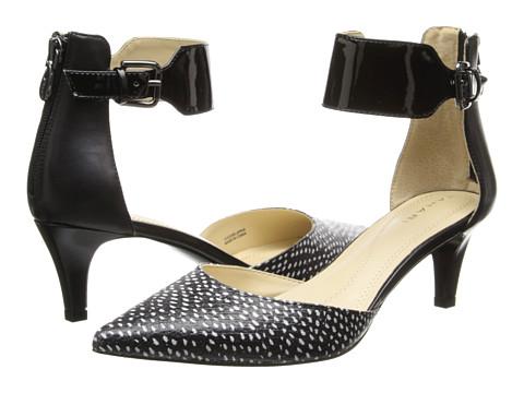 Tahari - Ande (Black/Ivory/Black) High Heels