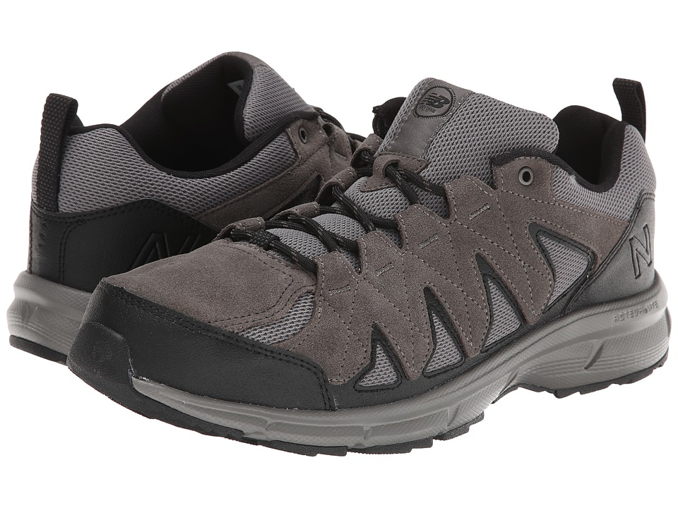 New Balance - MW799 (Black) Men's Walking Shoes
