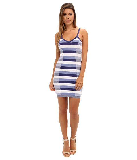 Parker - Bebe Dress (Royal) Women's Dress