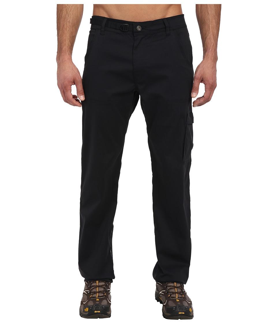 Prana - Stretch Zion Pant (Black) Men's Casual Pants