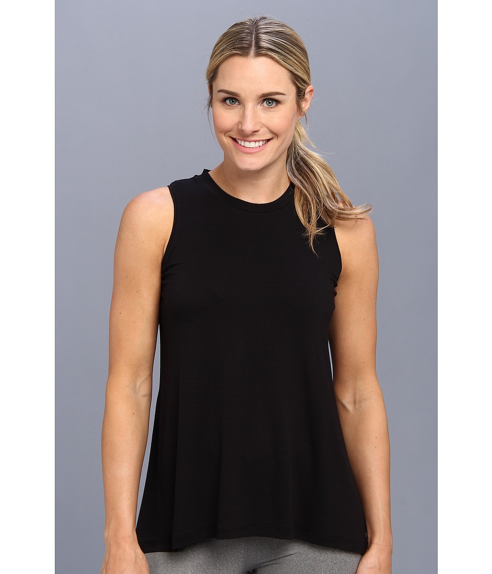 Jofit - Time Zone Tunic (Black) Women's Sleeveless