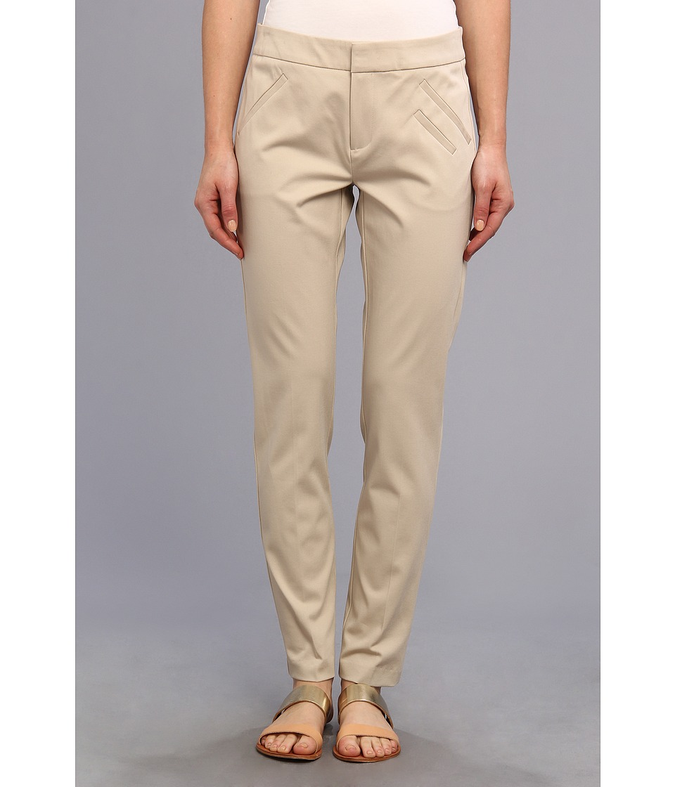 Christin Michaels - Ankle Pant with Angle Slit Pockets (Desert) Women