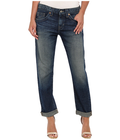 Big Star - Sydney Boyfriend Jean in New Pacifica (New Pacifica) Women's Jeans