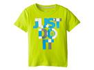 Nike Kids Just Do It Tee (Little Kids) (Venom Green)