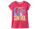 Nike Kids Cute (Little Kids) (Vivid Pink)