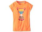 Nike Kids Will Work for Trophies Tee (Little Kids) (Atomic Orange)