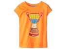 Nike Kids Will Work for Trophies Tee (Toddler) (Atomic Orange)
