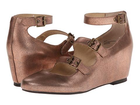 Mojo Moxy - Gretel (Rosegold) Women's Wedge Shoes