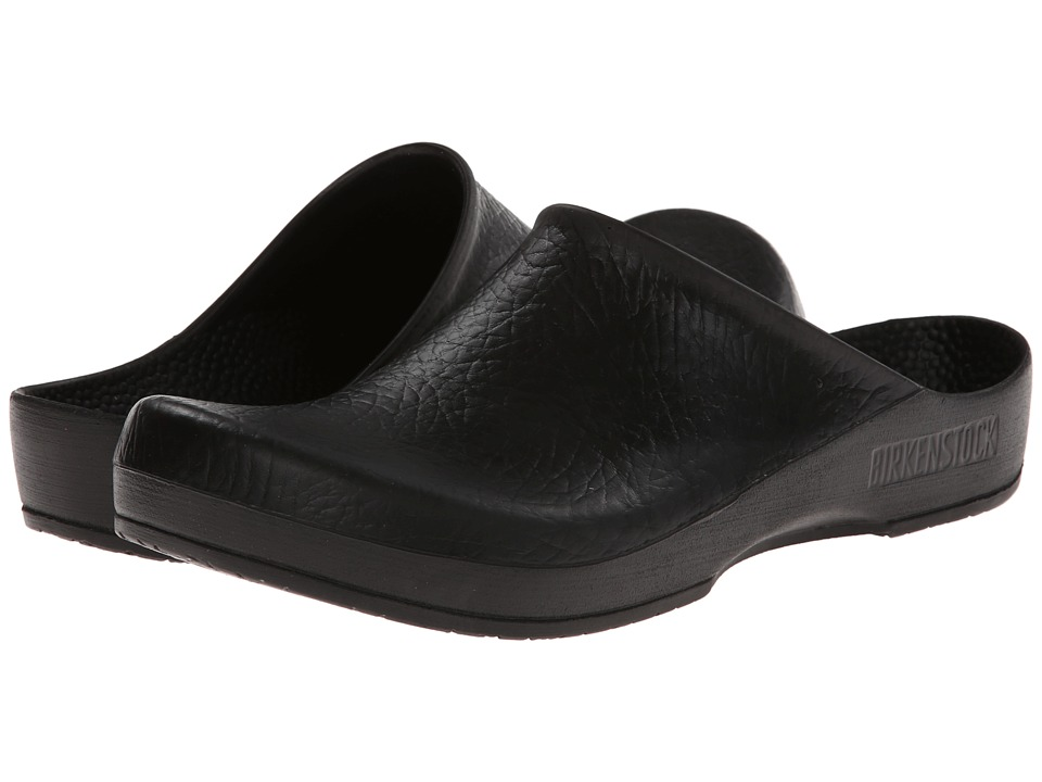 Birkenstock Classic Birki by Birkenstock (Black) Clog Shoes