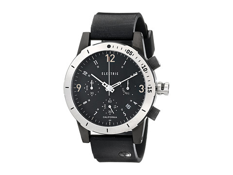 Electric Eyewear - FW02 PU (Black/Cream) Watches