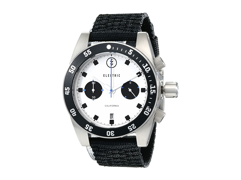 Electric Eyewear - DW02 Nato (White/Royal) Watches